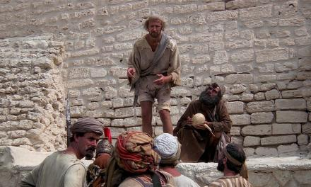 """Más que una herejía. """"La Vida de Brian"""", de Monty Python."""