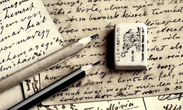 «Punto» y «Decrecimiento», dos poemas.