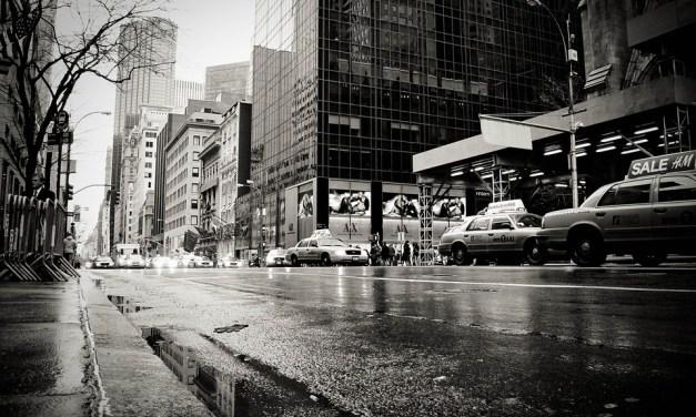"""A Rainy Day In New York"". Una historia de (des)amor"