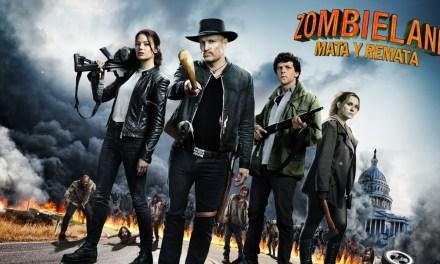 """""""Zombieland: mata y remata"""", la película más americana del año."""