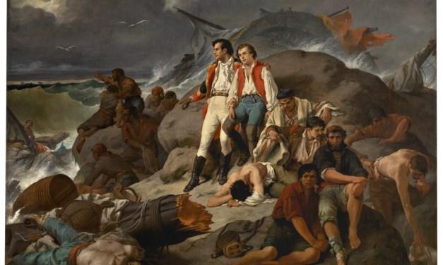 """¿De dónde venimos? ¿Adónde vamos? """"Trafalgar"""", de Benito Pérez Galdós"""