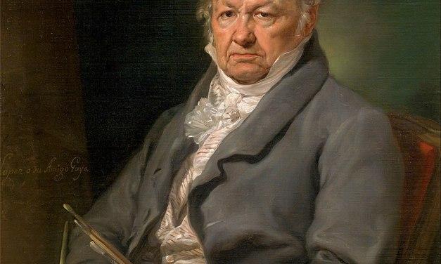 """Un pintor atormentado, """"Goya"""", de Ivo Andrić"""