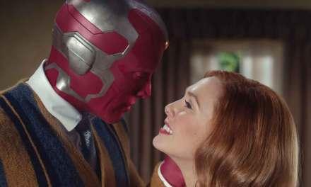 "El dolor de un superhéroe. ""WandaVision"""
