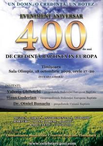 Celebrare 400
