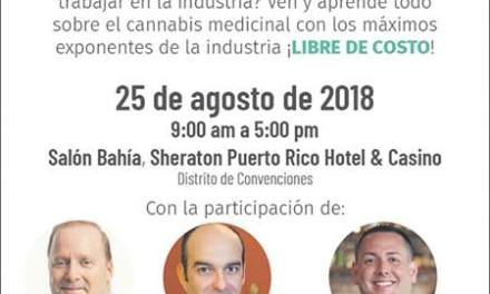 Centro Unido de Detallistas celebra Cumbre de Cannabis
