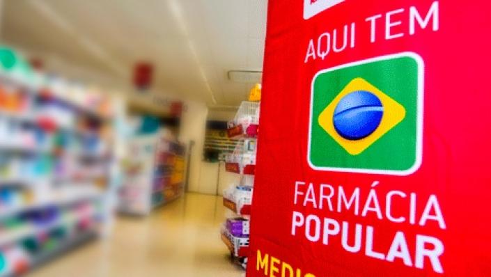 Aqui Tem Farmácia Popular tem prazo ampliado devido ao coronavírus