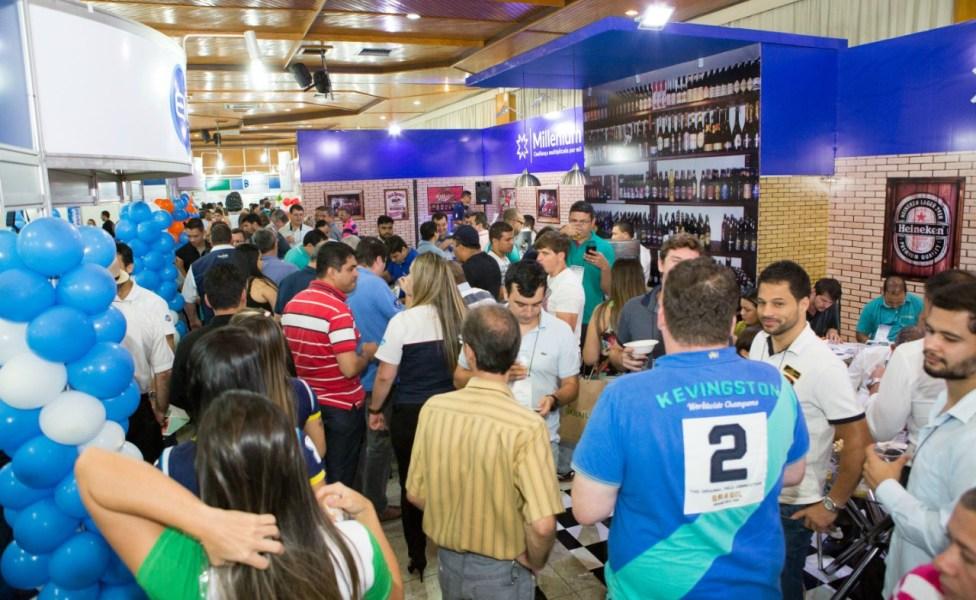 Expo Millenium chega ao Maracanã