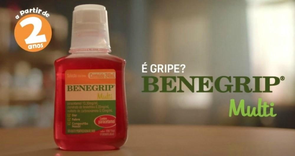 Campanha Benegrip Multi