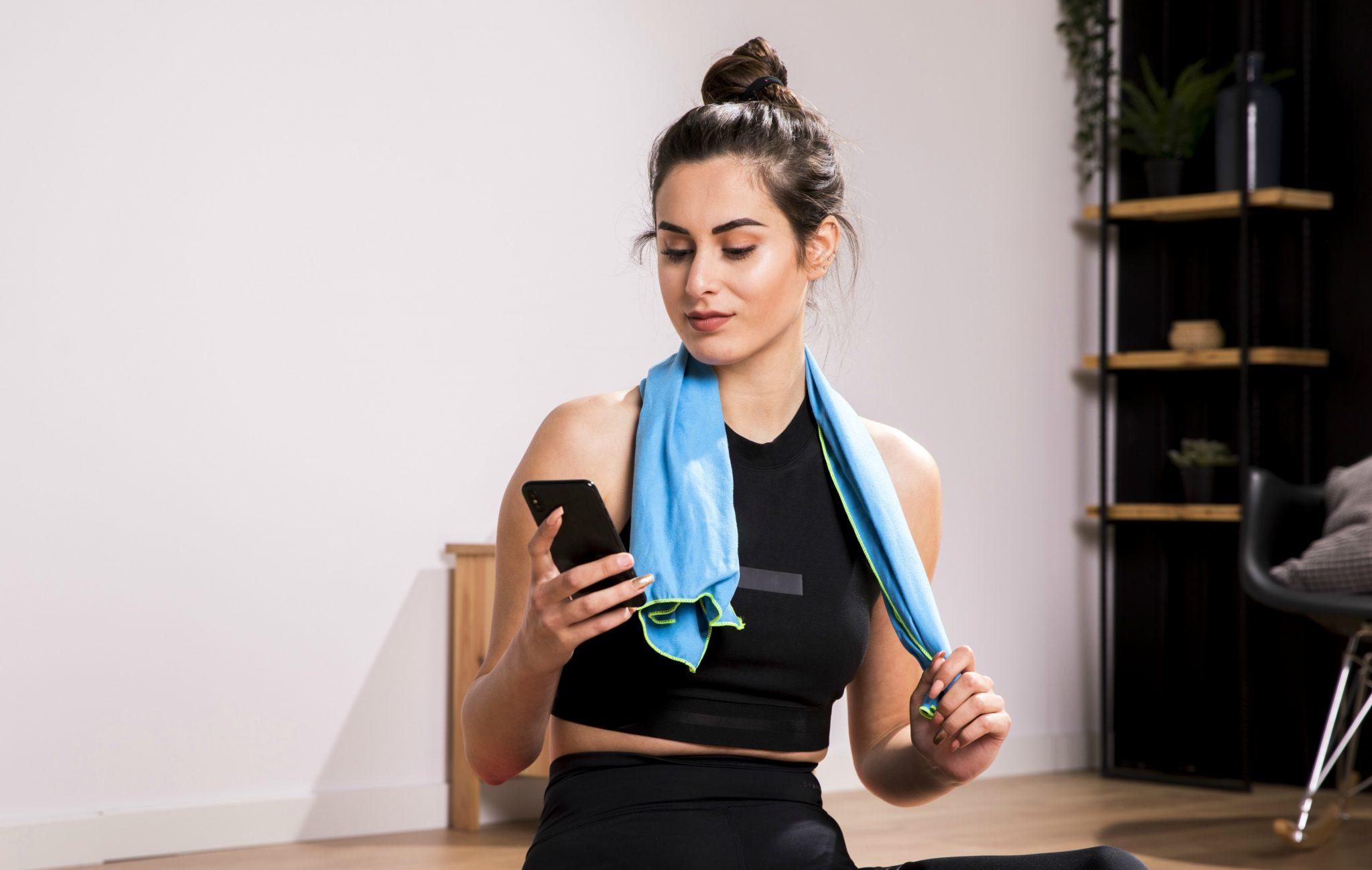 Farma Conde vira patrocinadora de aplicativo fitness