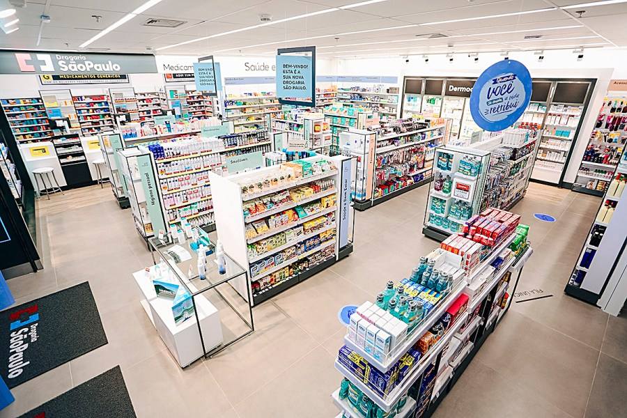 Mais aberturas de farmácias deverão ocorrer em 2021