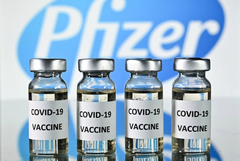 Pfizer pede registro definitivo de vacina à Anvisa