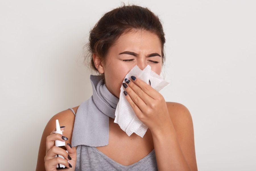 Sintomas de pacientes de Covid-19