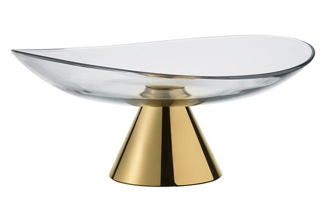 RIVA | Como uma opção mais requintada e luxuosa, Navona traz base em ouro 24 quilates e vidro em sua composição
