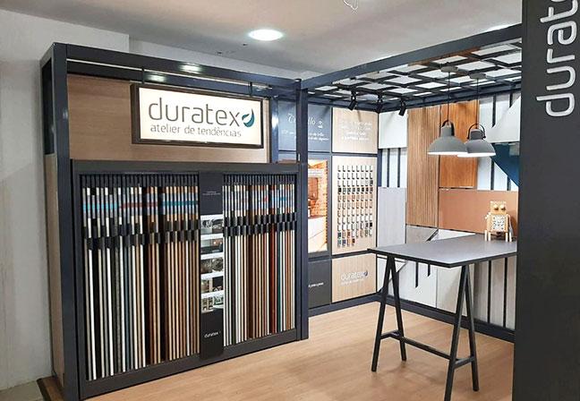 Duratex Trends Atelier, de Estúdio Jacarandá. Foto: divulgação