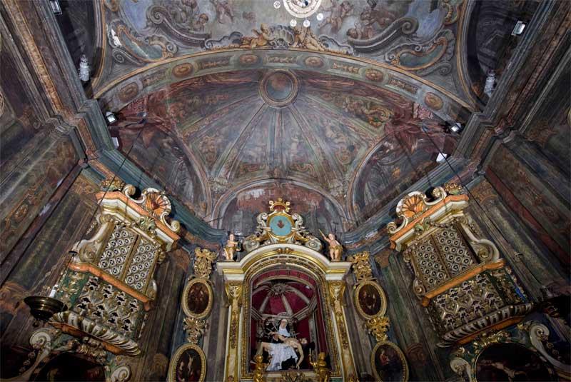 Las pinturas ocupan unos 300 metros cuadrados