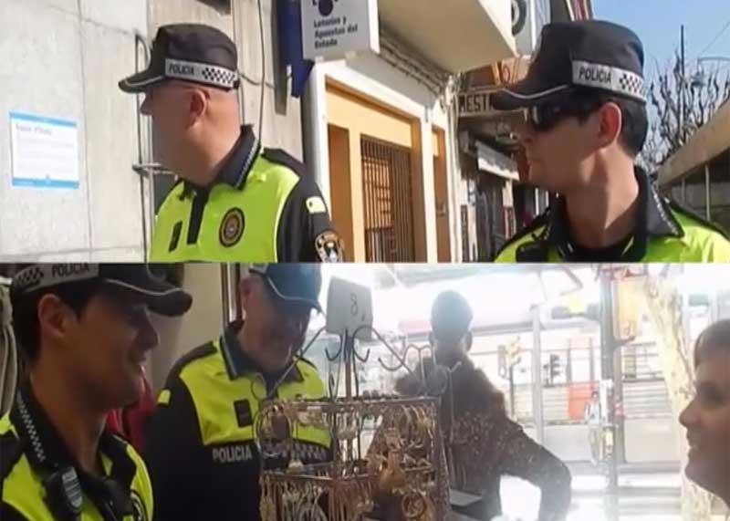 Imagenes del video producido por el Ayuntamiento de el Masnou