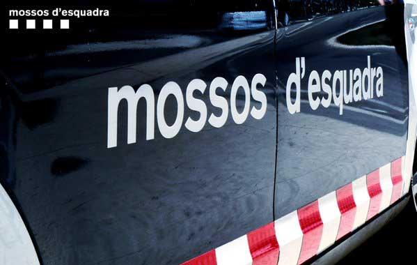 Operación conjunta de los Mossos y la Guardia Civil