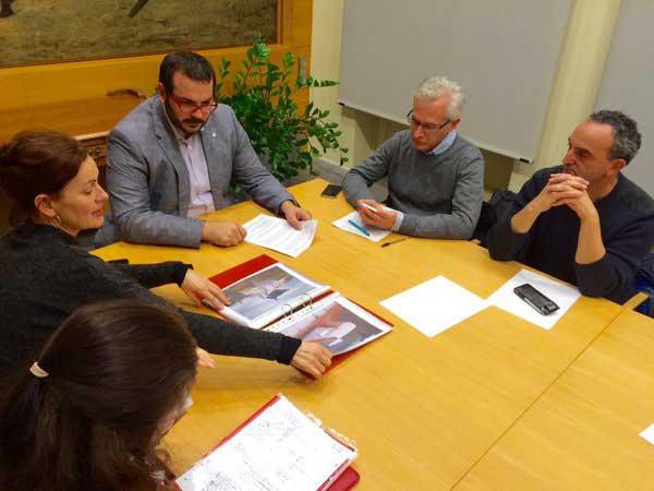 Los representantes municipales y de la SPAM llegaron a un acuerdo este martes