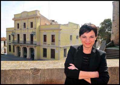 Ester Pujol, alcaldesa de Tiana por el PSC. Foto: Ajt de Tiana