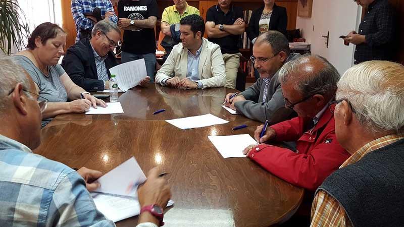 Ayuntamiento, defensores y detractores han alcanzado un acuerdo
