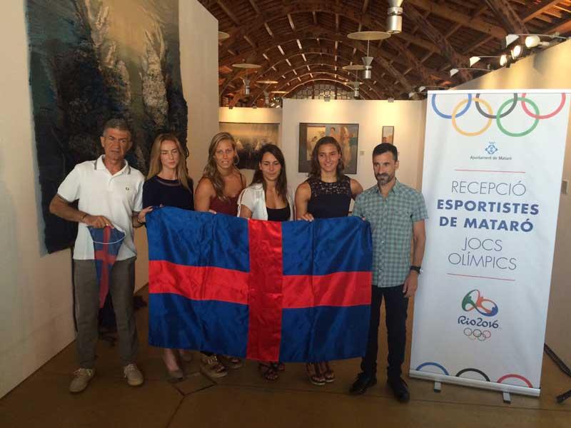 Los deportistas que irán a Rio