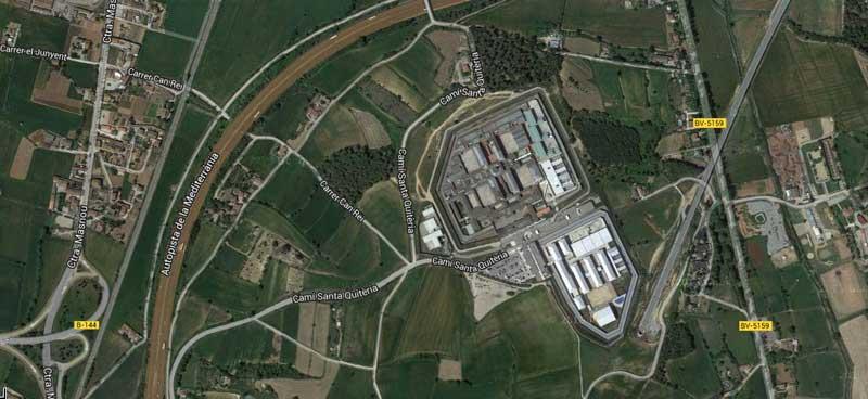 La prisión de Quatre Camins y la prisión de jóvenes aportarán 360.000 euros anuales a La Roca