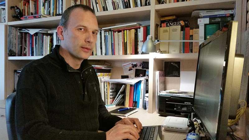 El periodista David Bassa. Foto: Viquipèdia