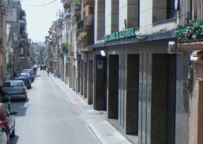 Sede del Consell Comarcal del Vallès Oriental en la calle Ricoma de Granollers