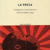 LIBROS. La presa (1958), de Kenzaburo Oé