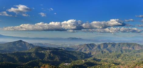 Cordillera del Bálsamo, El Salvador