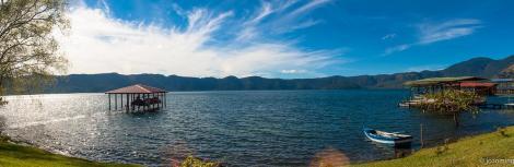 Lago de Coatepeque, Santa Ana