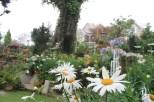 Diversidad de flores naturales