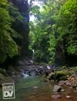 El río Tamanique, La Libertad