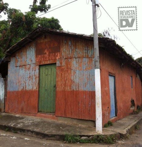 Pueblo de Tamanique, La Libertad.