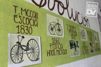 Zumos $ Pedales, Santa Tecla. Foto Pablo Corozo