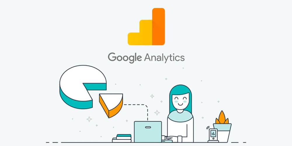 Revista Digital On-line: Gráfico ascendente mostrando o Google Analytics