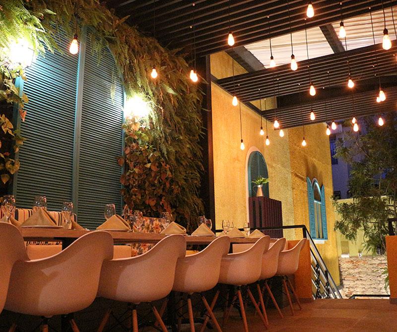 Restaurante Bucaramanga
