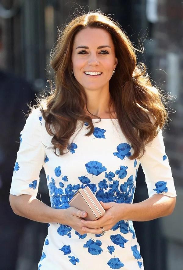 Kate Middleton, dietas
