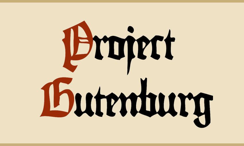 Proyecto Gutenburg