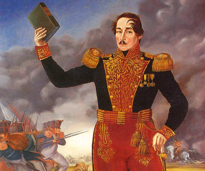 Image result for francisco de paula santander