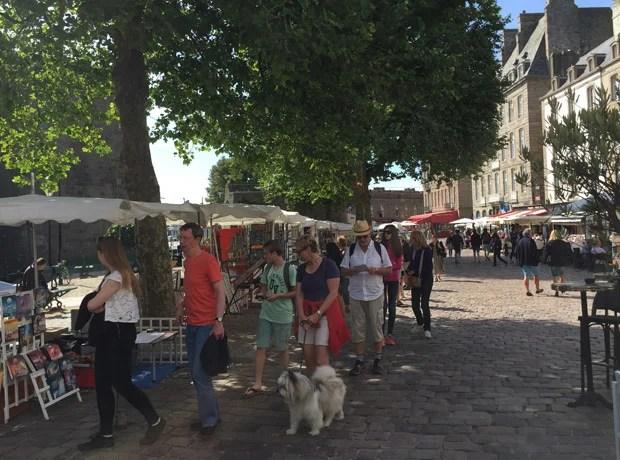 plaza de Chateaubriand, Francia