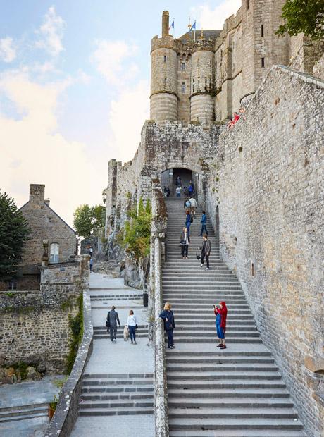castillo medieval, Francia