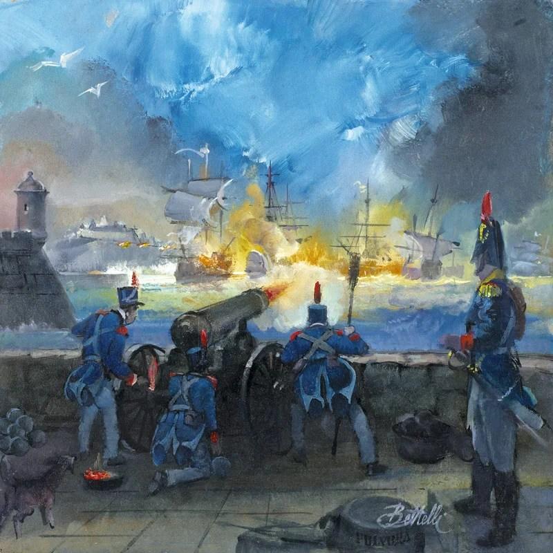 Cartagena, 1815