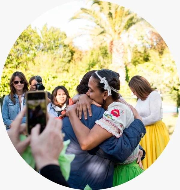 Mujeres diáspora