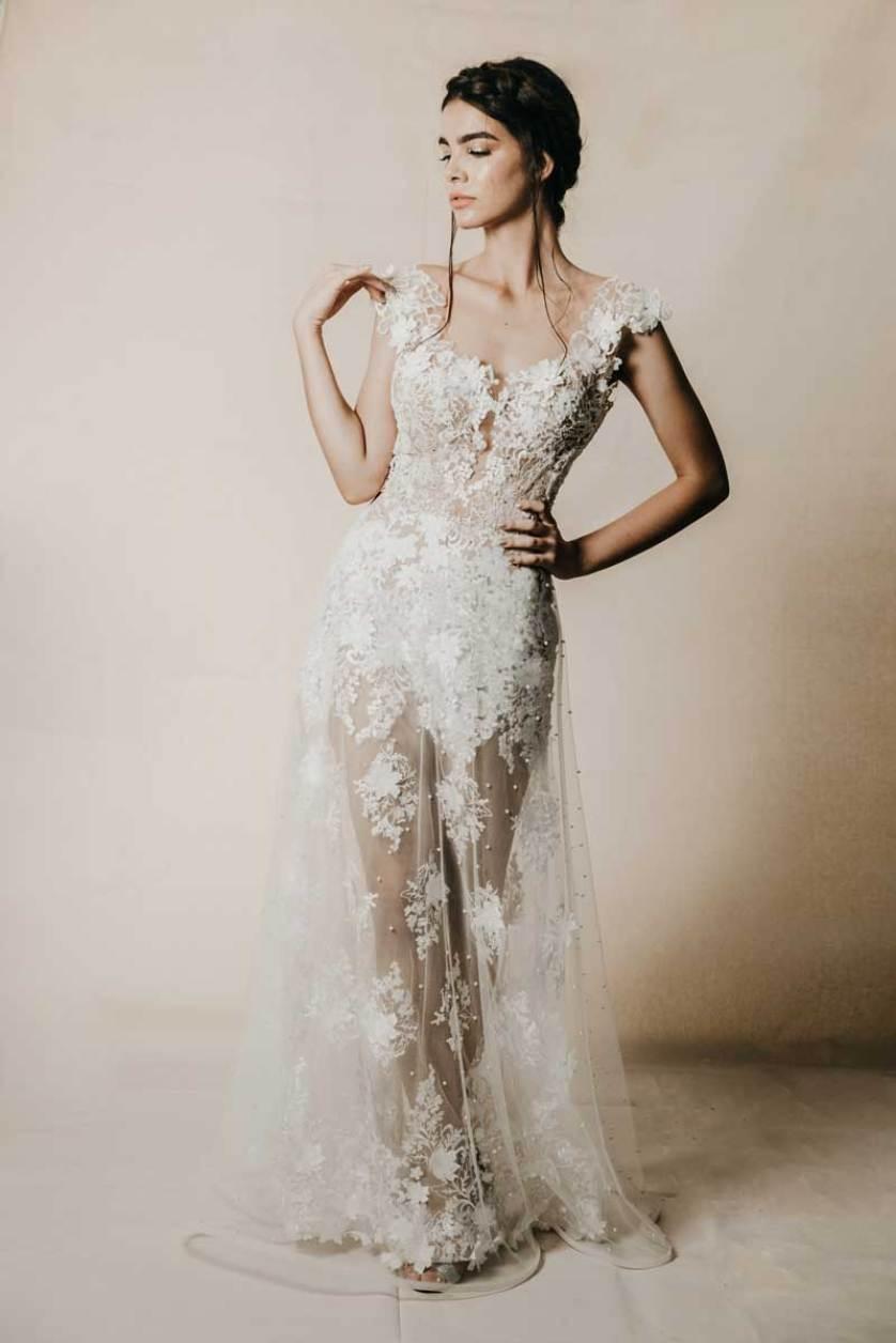 Vestido de gala, vestido de novia, vestir elegante