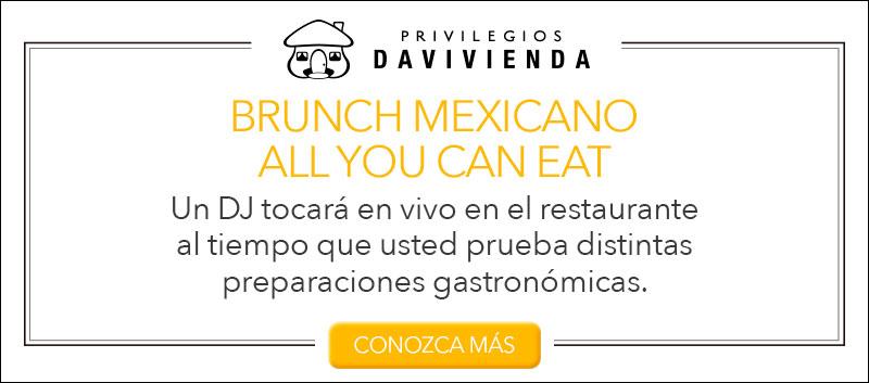 brunch mexicano