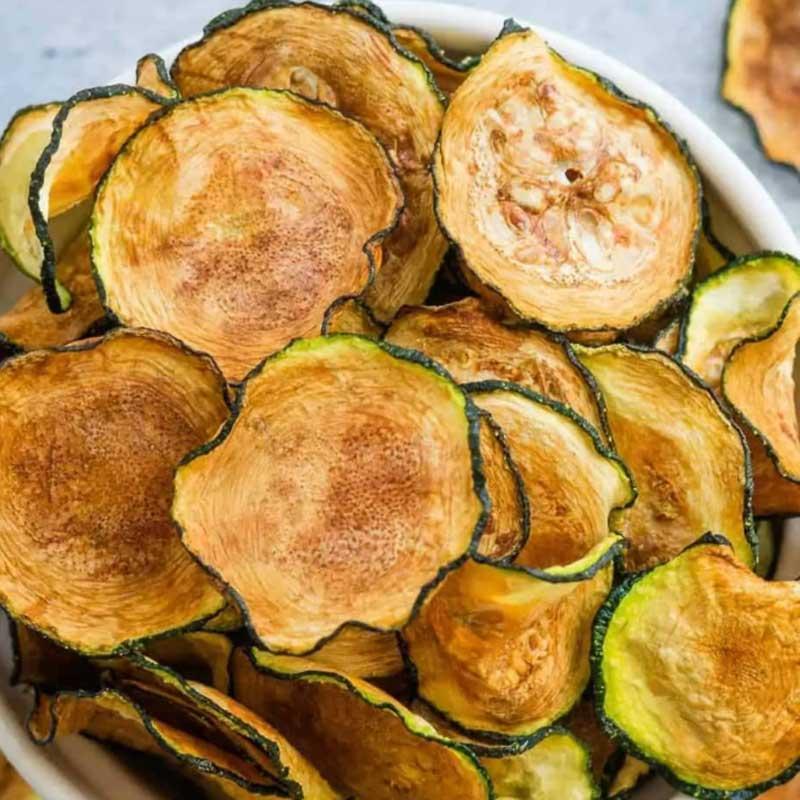 recetas con airfryer, chips