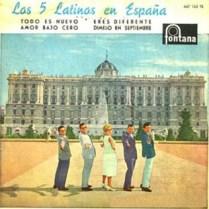 5 latinos eres diferente