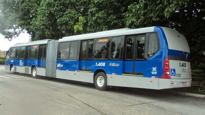 Em 24 horas seis ônibus foram assaltados no Grande Recife