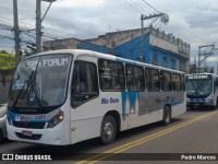 Ônibus deixam de circular em São Gonçalo no Rio de Janeiro após clima de guerra